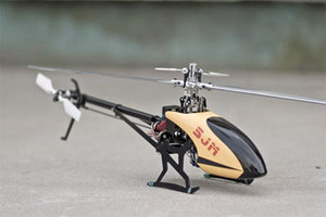 SJM Industries - SJM 180 Helicopter