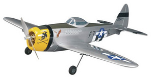 Great Planes - P-47 Thunderbolt