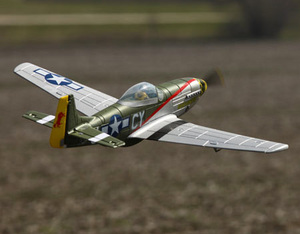 ParkZone - P-51D Mustang