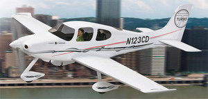 ElectriFly - Cirrus SR22 Turbo