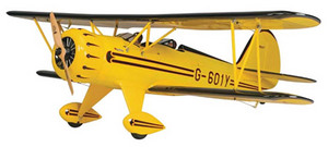 Great Planes - Waco YMF-5D