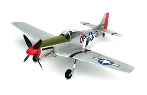 ParkZone - Ultra Micro P-51D Mustang