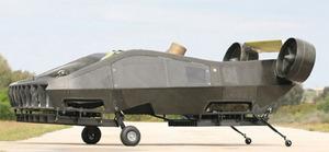 Летающий броневик будущего - AirMule
